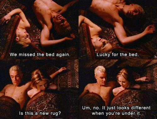buffy haveing sex with spike nude